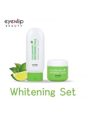 [EYENLIP] Calamansi Whitening Pack + Calamansi Whitening Cream Set