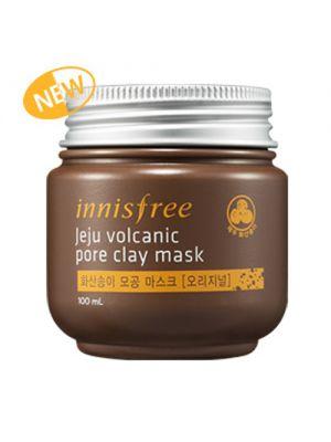 INNISFREE Original Jeju Volcanic Pore Clay Mask 100ml