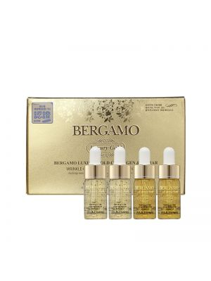 BERGAMO Luxury Gold Collagen Ampoule Set 13ml * 4ea