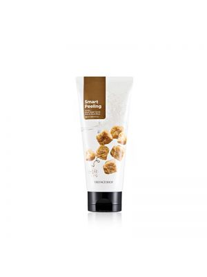 [THE FACE SHOP] Smart Peeling Honey Black Sugar Scrub 120ml