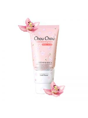 [MEDI FLOWER] Chou Chou Facial Cleansing Foam 300ml