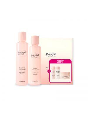 [ETUDE HOUSE] Moistfull Collagen Skin Care Set (2 Kinds)