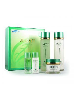 [JIGOTT] Well-Being Greentea Skincare 3 Set