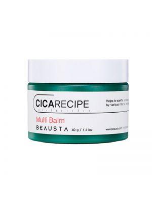 [BEAUSTA] Cicarecipe Multi Balm 40g