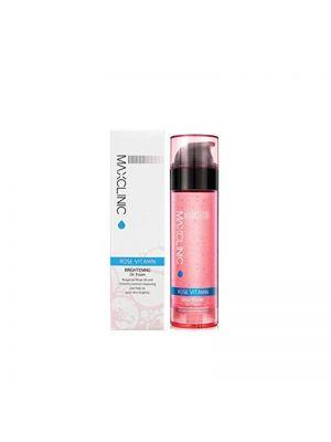[MAXCLINIC] Rose Vitamin Brightening Oil Foam 110g