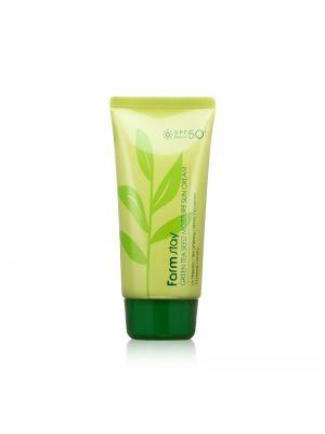 [FARM STAY] Green Tea Seed Moisture Sun Cream 70g
