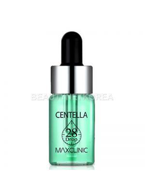 MAXCLINIC Centella 28 Drop Ampoule 10ml*4ea