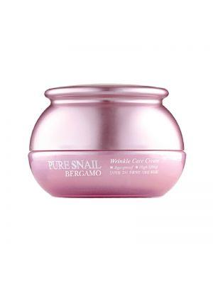 [BERGAMO] Pure Snail Wrinkle Care Cream 50g