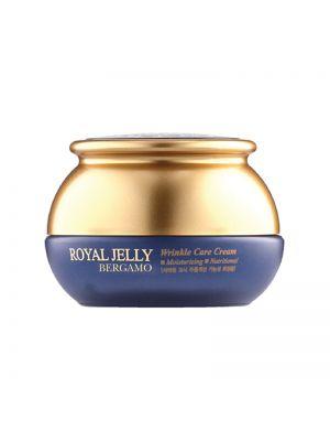 [BERGAMO] Royal Jelly Wrinkle Care Cream 50g