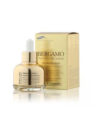[BERGAMO] Premium Gold Wrinkle Care Ampoule 30ml