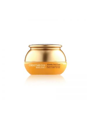 [BERGAMO] Coenzyme Q10 Wrinkle Care Cream 50g