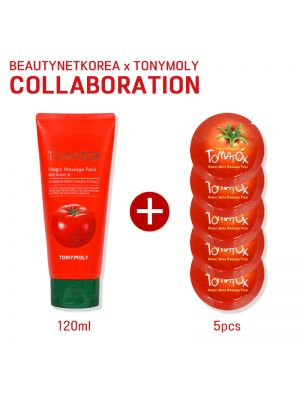 [TONYMOLY] Tomatox Magic Massage Pack 120ml [Sample Gift]
