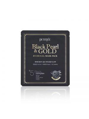 PETITFEE Black Pearl & Gold Hydrogel Mask Pack 32g