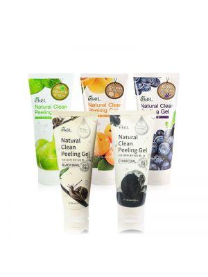 [EKEL] Natural Clean Peeling Gel 180ml 5 Type