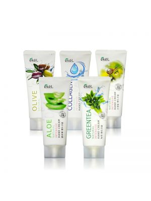 [EKEL] Natural Intensive Hand Cream 100ml 5 Type